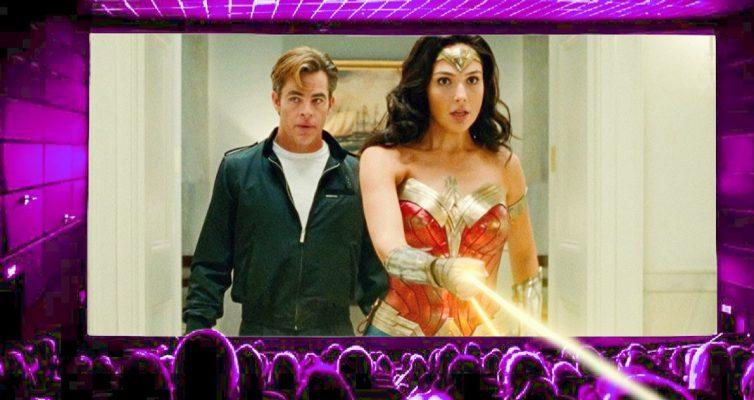 Wonder Woman 1984 ouvre seulement dans 40% des cinémas américains ce week-end de Noël