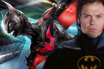 Batman Beyond Creator pense qu'un film d'action en direct avec Michael Keaton pourrait fonctionner