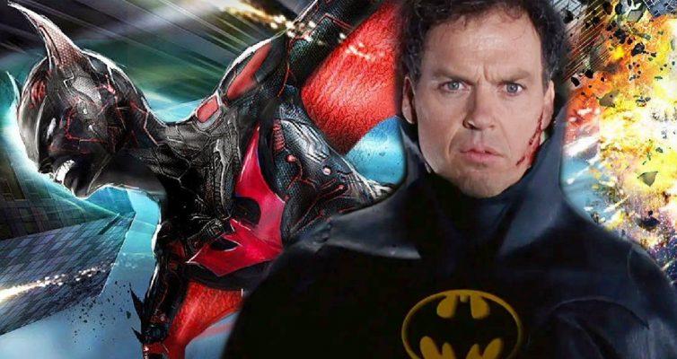 Batman Beyond Creator pense qu'un film d'action en direct avec Michael Keaton pourrait fonctionner