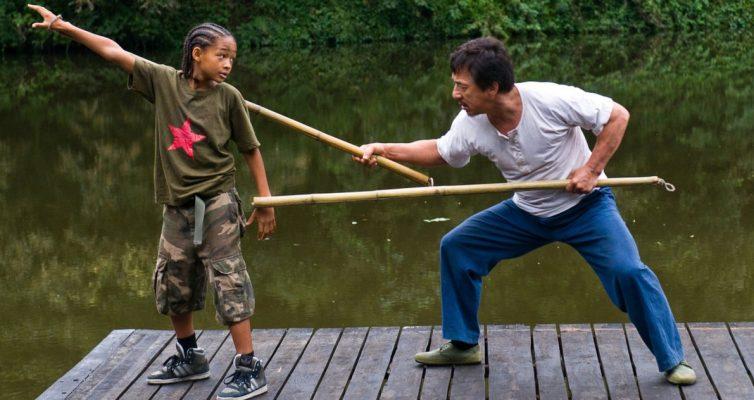 Comment le remake de Karate Kid de Jaden Smith se connecte au Miyagiverse dans Cobra Kai