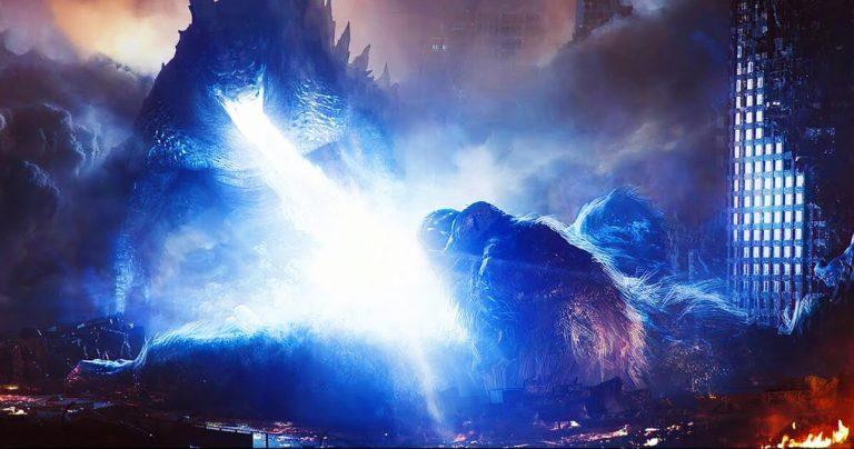 Est-ce un Godzilla Imposter dans le premier Godzilla Vs.  Kong Trailer?