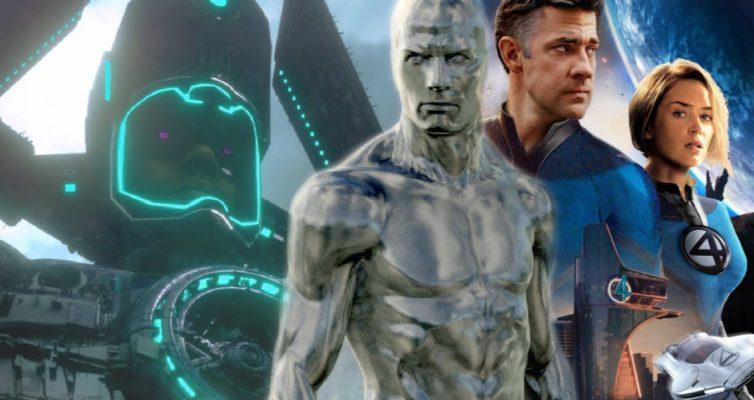 Fantastic Four, l'arrivée du MCU de Galactus et Silver Surfer taquinée dans les détails de Fuite Eternals