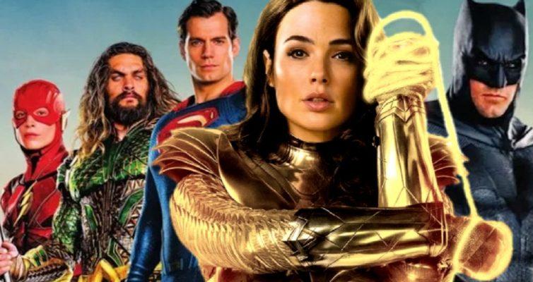 La Justice League de Zack Snyder et la stratégie de sortie du Blu-ray de Wonder Woman 1984 révélée?