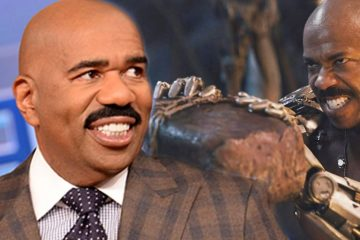 Les fans de Mortal Kombat paniquent à cause de la ressemblance de Jax avec Steve Harvey