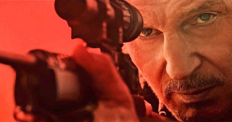 Liam Neeson Actioner offre une évasion bienvenue