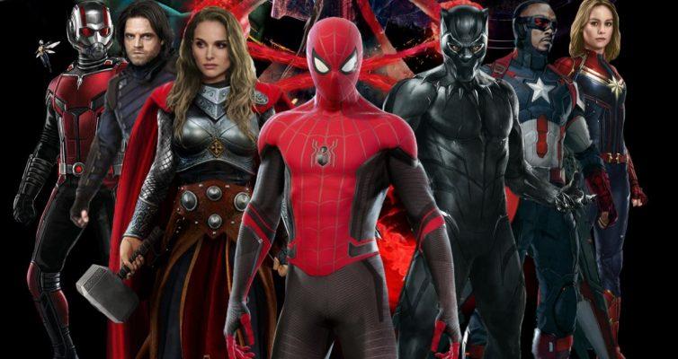 Marvel Boss dit que les plans actuels de MCU se prolongent au moins 2026