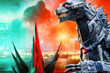 Est-ce que MechaGodzilla dans le premier Godzilla Vs.  Kong Footage?