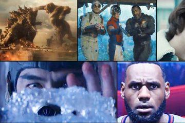 Première séquence de Godzilla Vs.  Kong, Mortal Kombat, Space Jam 2 et plus révélés