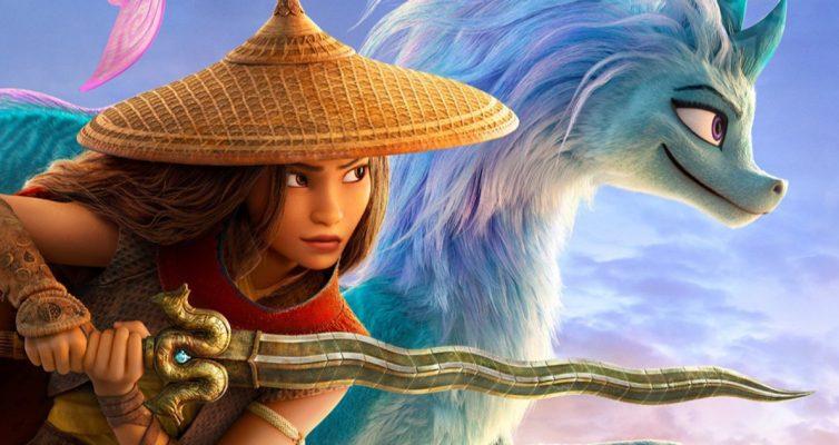 Raya et le dernier dragon: la bande-annonce n ° 2 traque un ancien mythe sur Disney + Premier Access