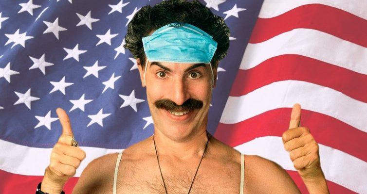 Sacha Baron Cohen quitte Borat pour le moment