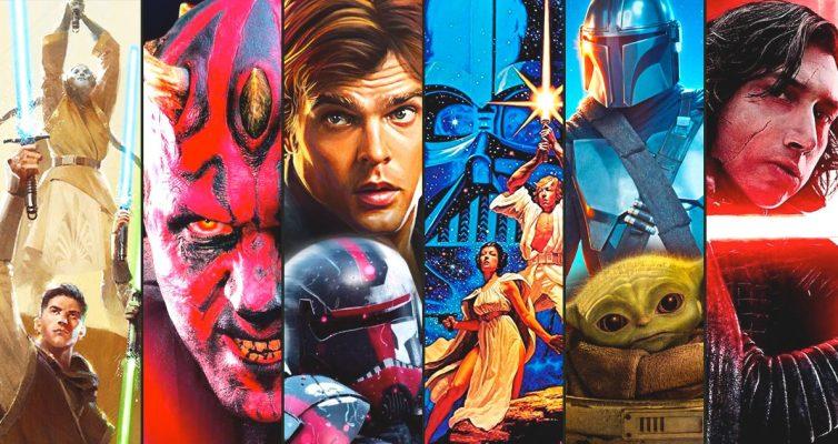 La chronologie officielle de Star Wars expliquée, Era by Era