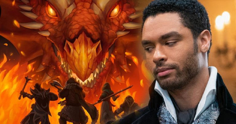 Bridgerton Star Rege-Jean Page rejoint Chris Pine dans Dungeons & Dragons Reboot