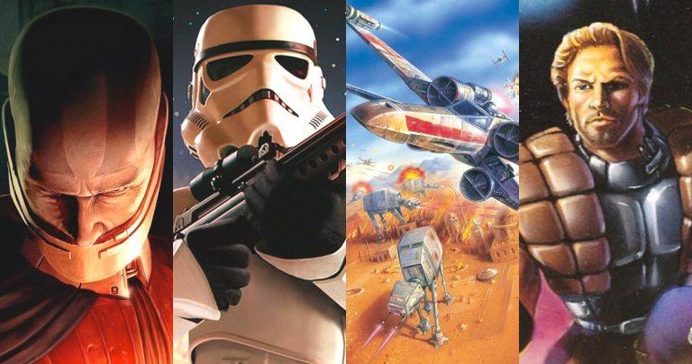 Chers Disney et Lucasfilm, veuillez refaire les jeux classiques de Star Wars