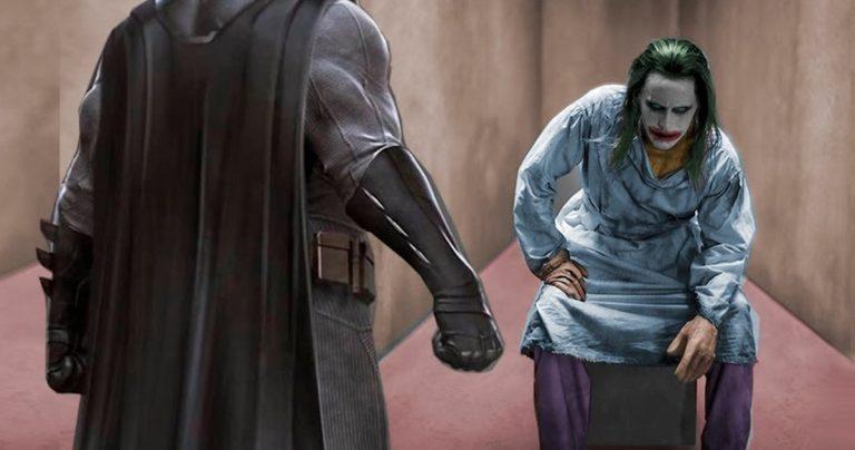 Dernières références de séquences Snyder Cut Tristement célèbre `` Nous vivons dans une société '' Joker Meme