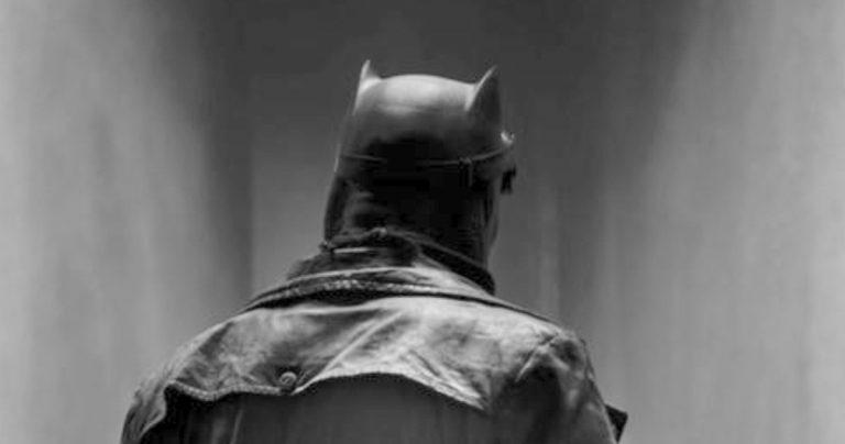 Knightmare Batman revient dans un nouveau regard sur la Justice League de Zack Snyder