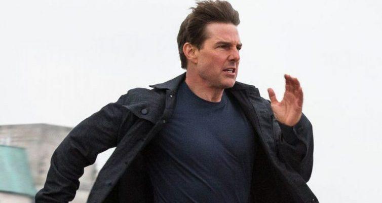 Le premier regard de Impossible 7 a Tom Cruise en fuite