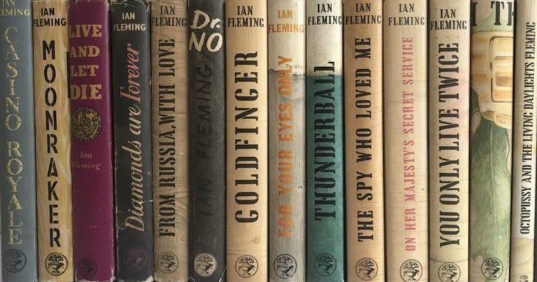 Livres rares de première édition de James Bond vendus pour plus de 600 000 $