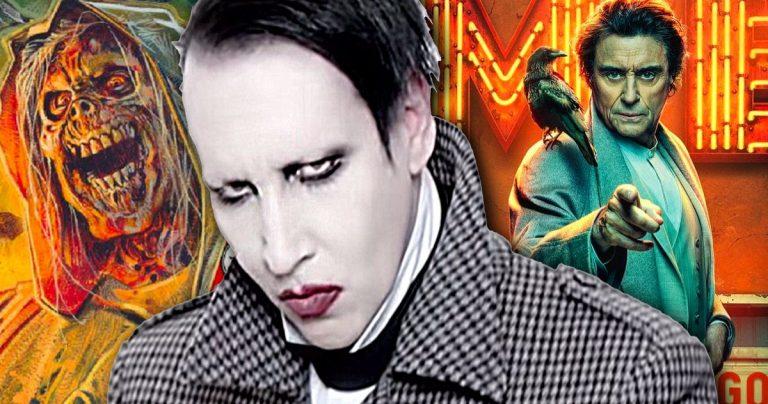 Marilyn Manson abandonnée de Creepshow et American Gods après des allégations d'abus