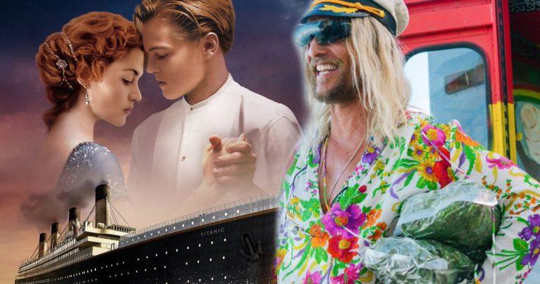 Matthew McConaughey partage la véritable histoire de sa tristement célèbre audition Titanic
