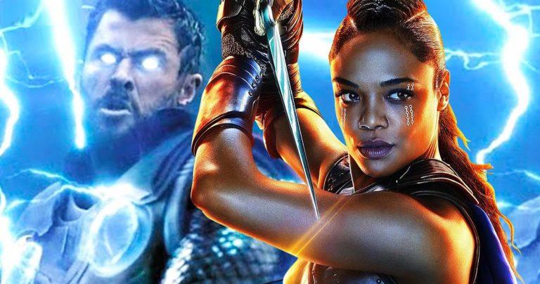 Tessa Thompson est prête à commencer le tournage de Thor: Love and Thunder
