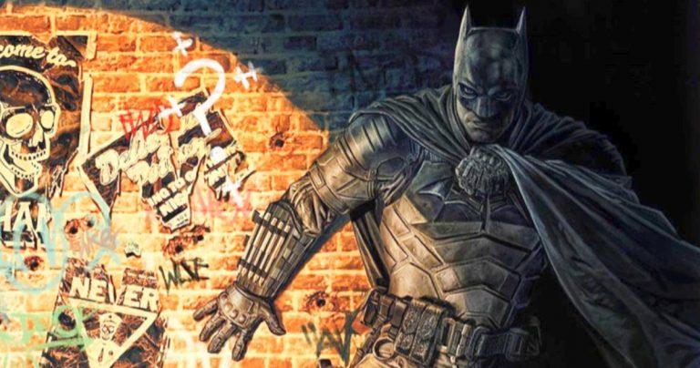 La nouvelle affiche de Batman s'inspire de l'emblématique Batman de DC Comics: première année