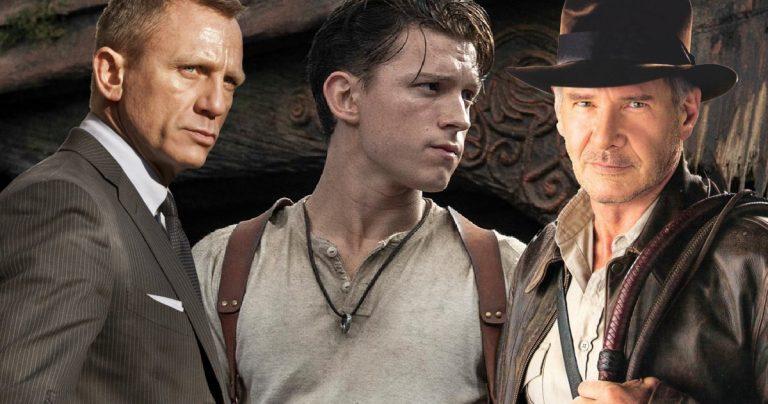 Un film inconnu est comme Indiana Jones et James Bond avaient un bébé, dit Tom Holland