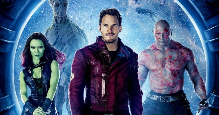 Un grand combat des gardiens de la galaxie a conduit Marvel à admettre que James Gunn avait raison