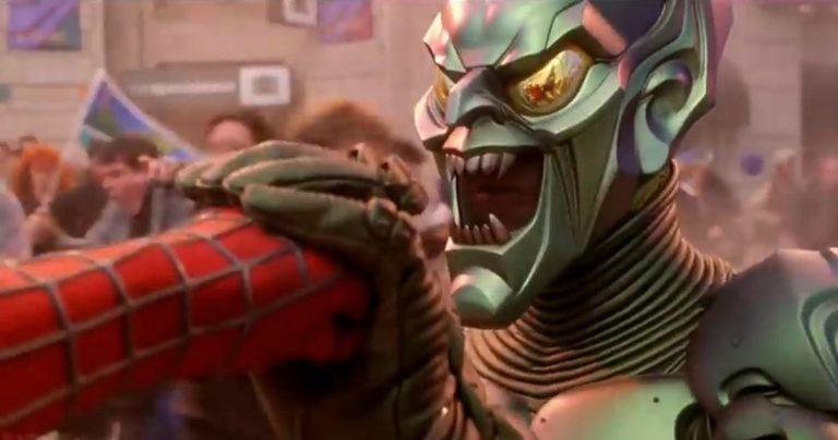 Willem Dafoe repéré sur l'ensemble de Spider-Man 3, le gobelin vert original reviendra-t-il?