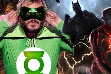 Le film Flash devrait-il refondre Jack Black sous le nom de Green Lantern?
