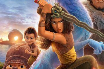 Raya et le dernier dragon gagne 8,6 millions de dollars au box-office