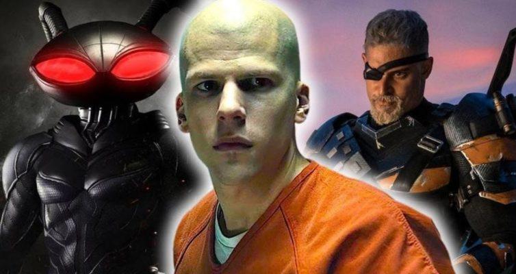 Zack Snyder's Justice League 2 Legion of Doom Super Villain Line-Up révélée