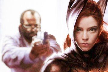 Anya Taylor-Joy imaginée comme Barbara Gordon dans Batgirl HBO Max Movie Fan Art