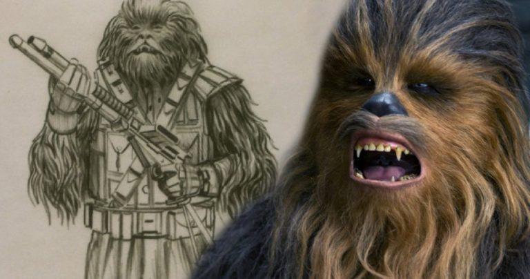 Chewbacca a été presque obligé de porter des pantalons ou des lederhosen dans Star Wars: Un nouvel espoir