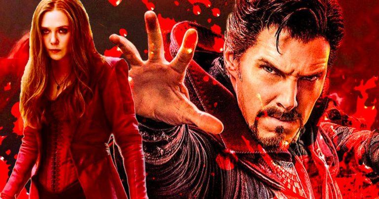 Elizabeth Olsen dit que le docteur Strange 2 est Bonkers et a une ambiance de spectacle d'horreur