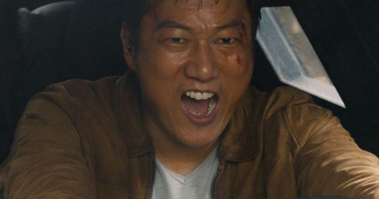 F9 Star Sung Kang appelle le retour de Han une fois dans un événement de la vie