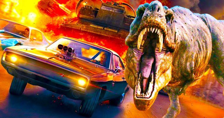 Fast and Furious rencontre Jurassic World: l'équipe F9 est prête pour cela