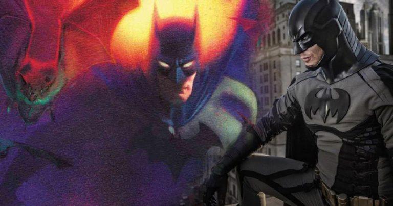 Jensen Ackles est Batman dans The Long Halloween, le regretté Naya Rivera est Catwoman