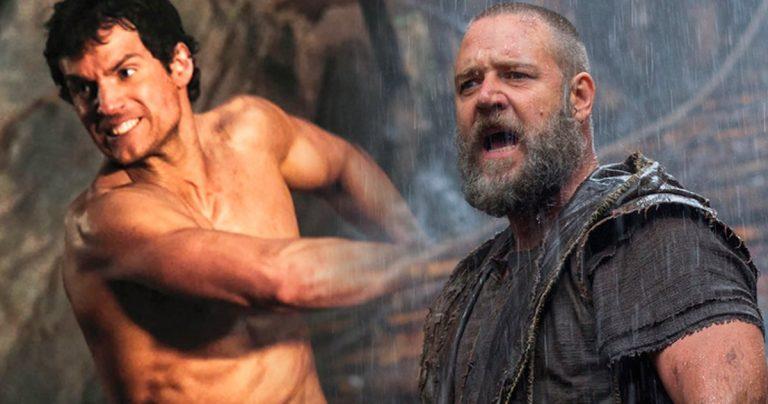 Russell Crowe jouant Zeus dans Thor 4 a des fans qui veulent Henry Cavill comme Hercules