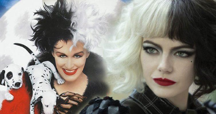 Pourquoi le look Cruella d'Emma Stone n'est pas basé sur le tour emblématique de Glenn Close en tant que méchant de Disney