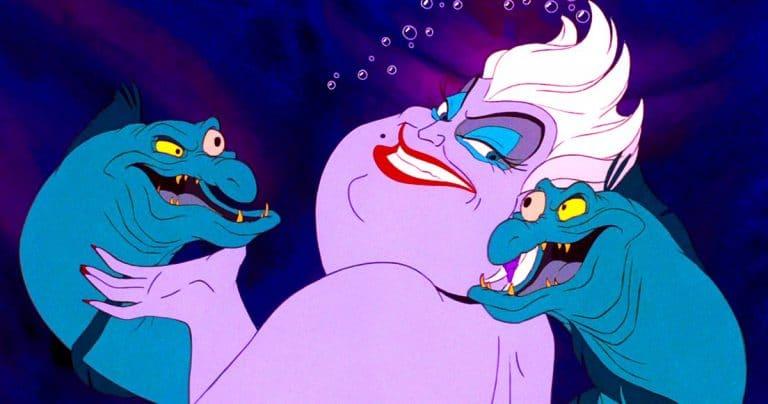 Emma Stone dit que la méchante de la petite sirène Ursula devrait avoir son propre film