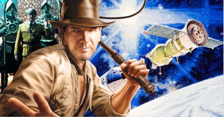 Indiana Jones 5 a-t-il Harrison Ford combattant les nazis dans l'espace?