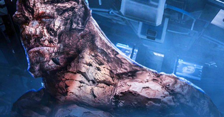 John Cena serait parfait en tant que chose dans les quatre fantastiques redémarrages de Marvel