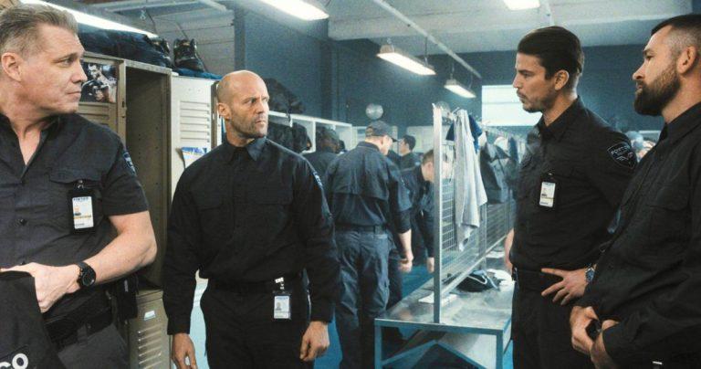 La colère de l'homme de Jason Statham remporte le box-office du week-end avec un début de 7,3 millions de dollars