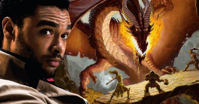 La page Rege-Jean, star de Dungeons & Dragons, fait l'éloge du redémarrage `` brillant '' pour avoir payé son hypothèque