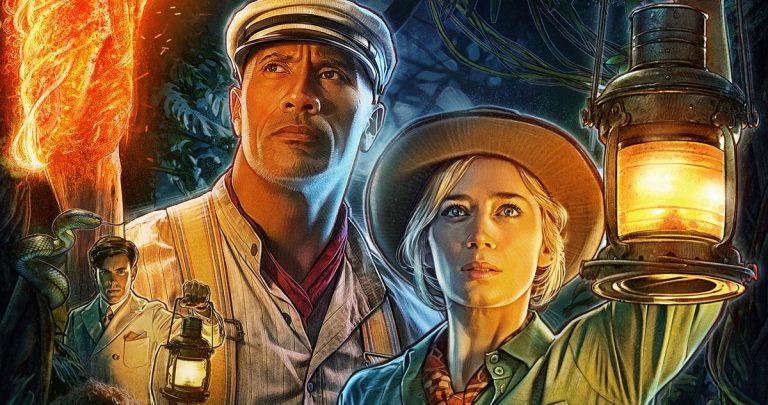 L'artiste à la retraite légendaire Drew Struzen n'a pas créé l'affiche de la croisière dans la jungle de Disney