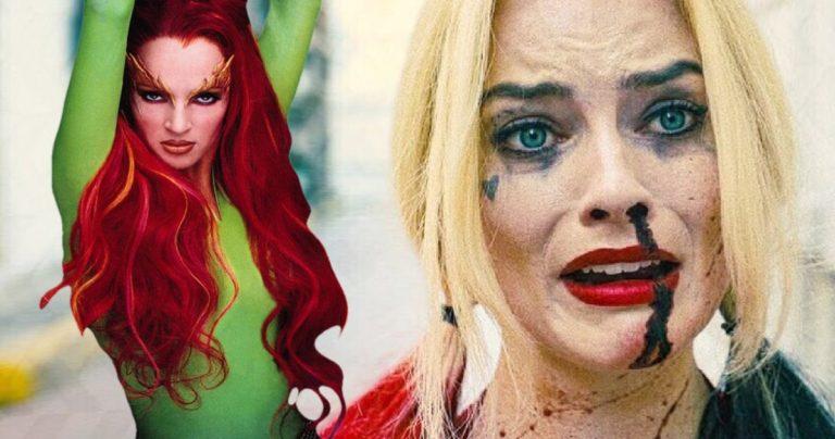 Margot Robbie a mâché l'oreille de DC sur la réalisation d'un film Harley Quinn & Poison Ivy