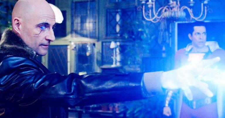 Mark Strong ne reviendra pas en tant que Dr Sivana dans Shazam 2: Fury of the Gods