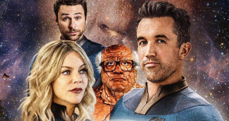 Ryan Reynolds veut redémarrer Fantastic Four avec It's Always Sunny à Philadelphie Cast