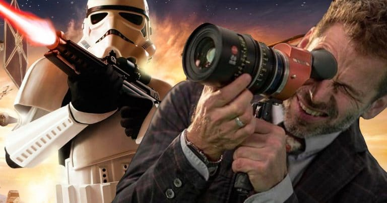 Zack Snyder travaillait sur un film Star Wars avant que Disney n'achète Lucasfilm