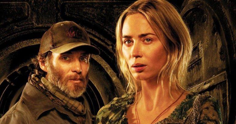 A Quiet Place Part II devient le premier film post-pandémique à dépasser les 100 millions de dollars